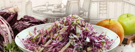 Лучшие рецепты из синей капусты