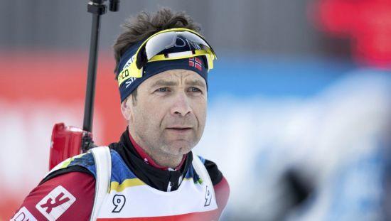 Бьорндален все ж отримав шанс виступити на своїй сьомій Олімпіаді