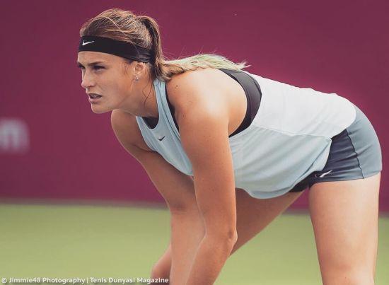 Білоруська тенісистка розлютила глядачів своїми стогонами під час матчу Australian Open