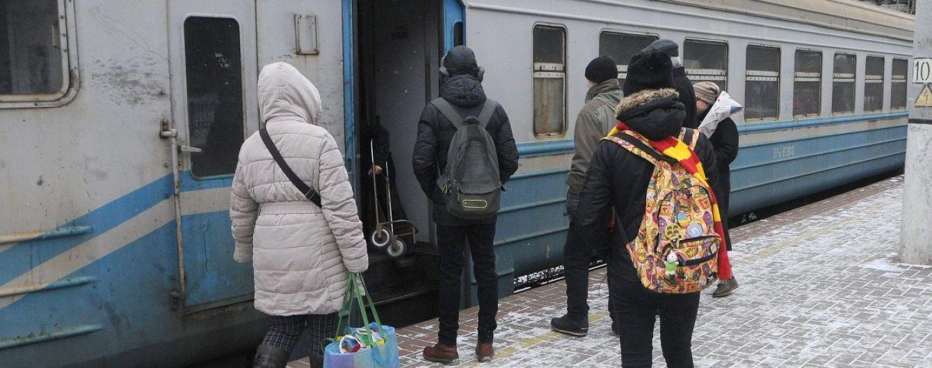 Укрзализныця вводит е-билеты для большинства электричек