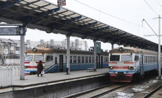 Міська електричка у Києві змінить розклад руху