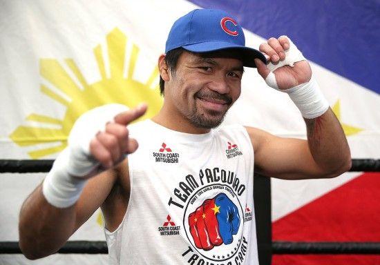 Легендарний філіппінець Пакьяо почав переговори щодо бою з Ломаченком