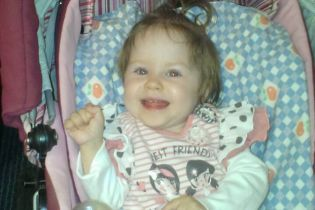 Допоможіть 2-річній Вікторії потрапити на реабілітацію і отримати слухові апарати