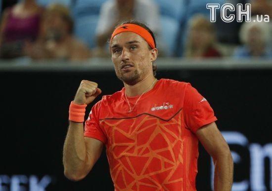 Долгополов загубив кросівок, але пробився до третього кола Australian Open