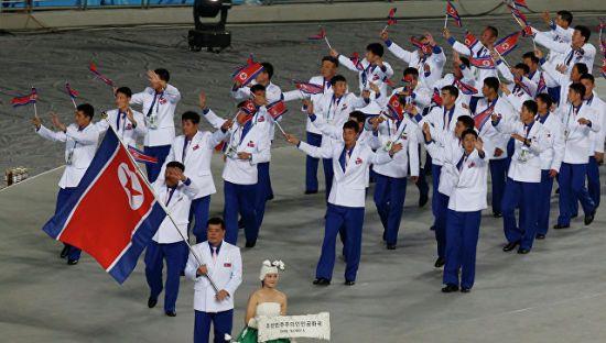 КНДР та Південна Корея вперше за 12 років вийдуть під одним прапором на Олімпіаді-2018