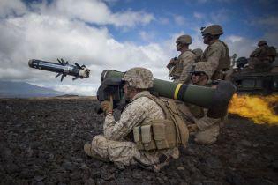 Порошенко подтвердил, что Украина получит от США противотанковые комплексы Javelin