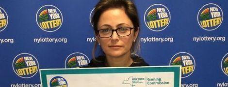 """Завдяки """"помилковому"""" білету українка виграла в американську лотерею 5 мільйонів доларів"""