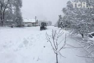 Де чекати на сніг. Погода на 21 січня