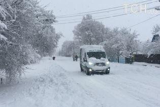 Частину України засипатиме снігом, очікують на хуртовини. Прогноз погоди на 23 січня