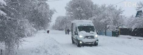 Часть Украины будет засыпать снегом, ожидаются метели. Прогноз погоды на 23 января