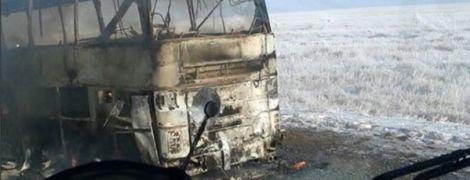 Більше 50 людей загинуло у пожежі в автобусі через газову плиту