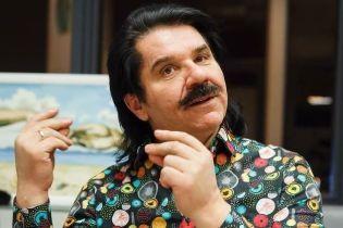 Павло Зибров поделился рецептом приготовления его  фирменного блюда