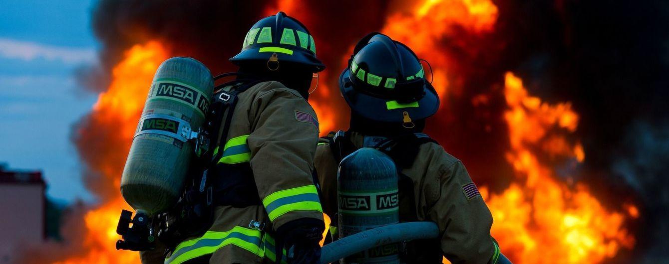 В Черкасской области в пожаре погибли супруги и их сын