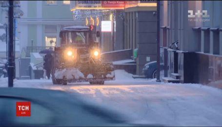 Завірюха і сніги: синоптики прогнозують погіршення погоди в Польщі