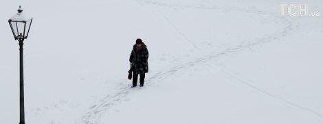 Украину будет засыпать снегом, а на море поднимутся 5-метровые волны. Прогноз на 19-23 января
