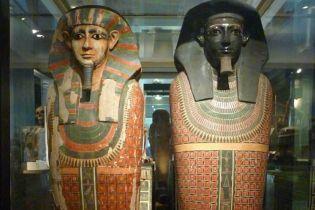 """Гріхи Давнього Єгипту. ДНК мумій двох братів показала, що їхній батько був """"рогоносцем"""""""