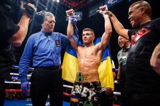 Українець Дерев'янченко проведе бій за титул, який відібрали у Головкіна