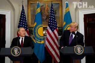 Трамп запропонував перенести з Мінська переговори щодо Донбасу - Назарбаєв