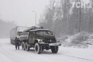 На дорогах України рух повністю відновлено