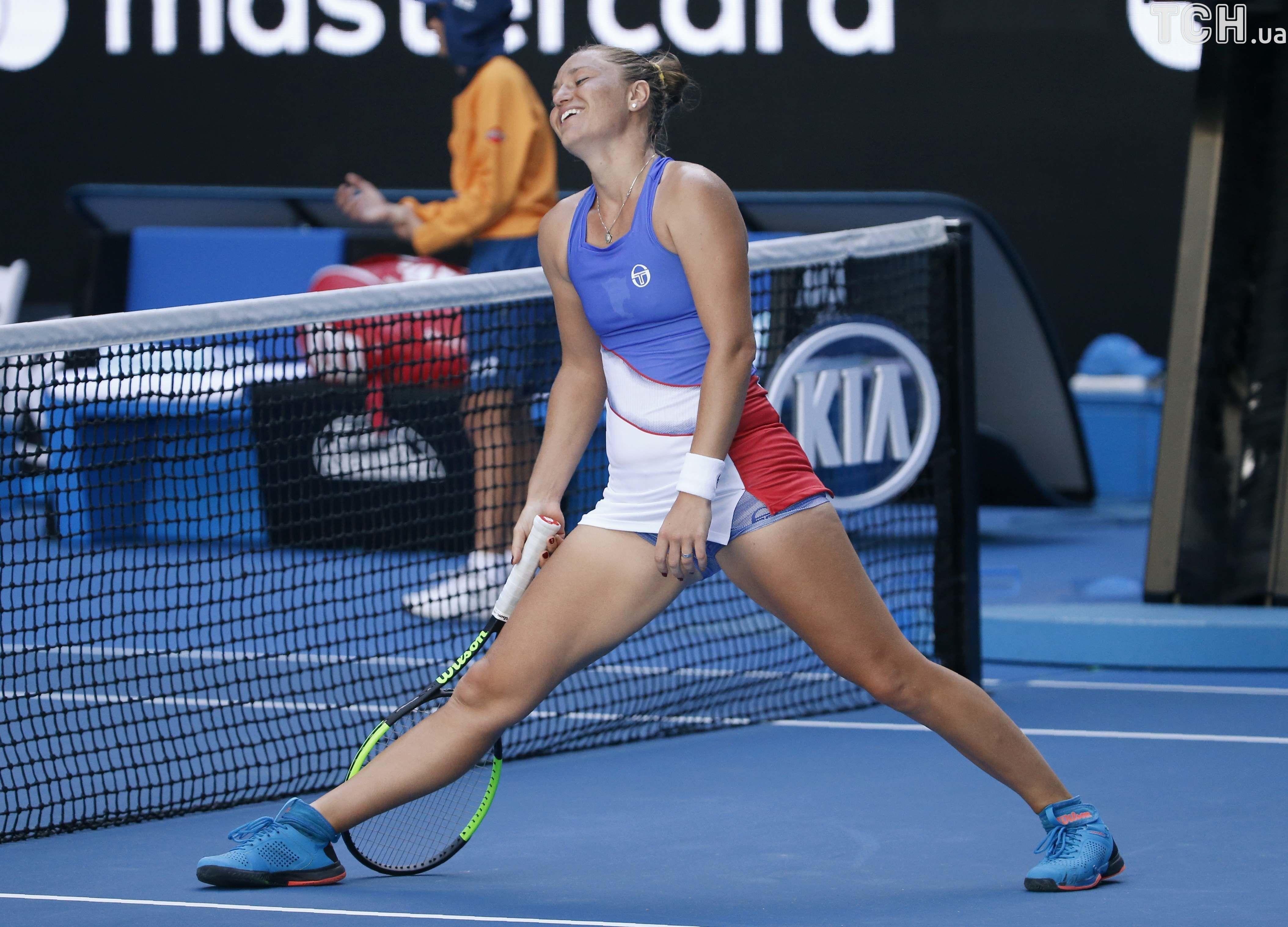 НаAustralian Open від України залишилася тільки Світоліна