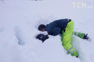 Синоптики оголосили штормове попередження: на Сході та Півдні засипатиме снігом та литимуть дощі