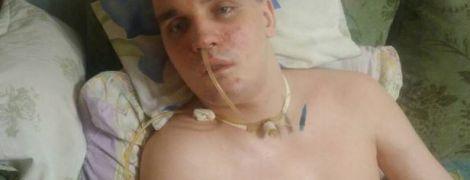 Авария уложила Максима в кровать и теперь ему нужна помощь специалистов