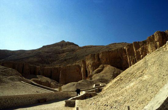 В Єгипті знайдено гробницю, яка може належати загадковій дружині фараона Тутанхамона