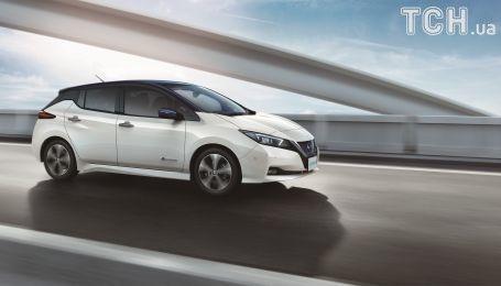 Новый Nissan Leaf приедет в Украину с завышенным ценником