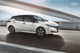 Новий Nissan Leaf приїде в Україну і буде коштувати дорожче ніж у Європі