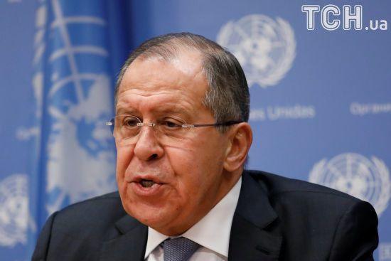 Лавров розкритикував закон про деокупацію Донбасу