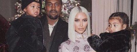 Кардашян та Вест обрали ім'я для своєї третьої дитини