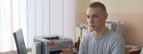 Допомоги потребує унікальний старшокласник Микита, який долає наслідки ДЦП