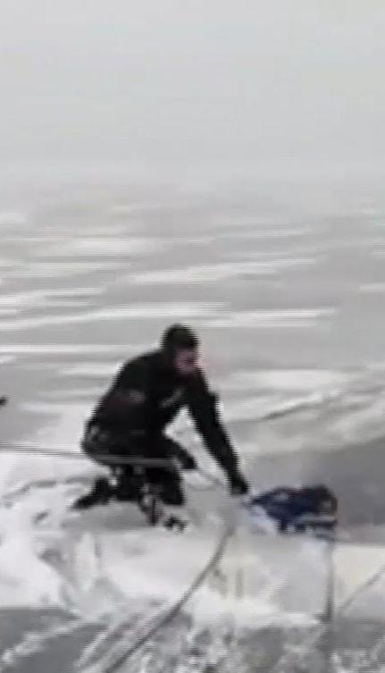 В Днепропетровской области во время рыбалки утонул 60-летний мужчина