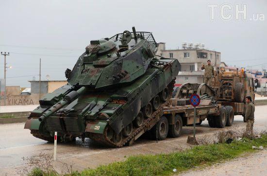 Турецька влада оголосила точну дату вторгнення армії в Сирію