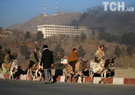 США засудили кривавий напад на готель в Кабулі, під час якого загинули українці