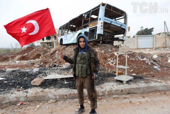 У Туреччині заявили про жертви і значні руйнування від обстрілів курдами
