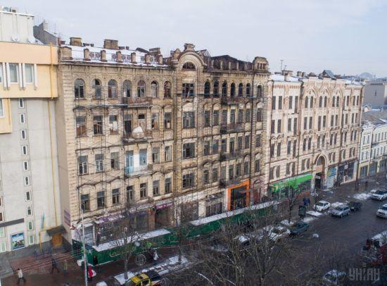 Конфлікт родини депутата і бізнесмена-спонсора сепаратистів: що передувало пожежі в історичній будівлі в центрі Києва