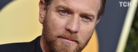 Офіційно: голлівудська зірка Еван МакГрегор розлучається з дружиною після 22 років шлюбу