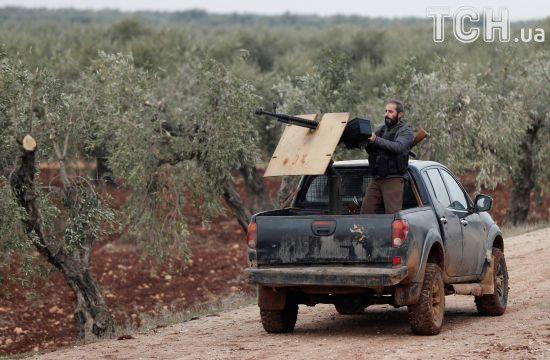 У боях біля Афріна загинуло не менше 45 осіб з обох сторін