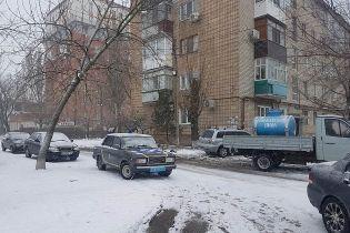 Во время взрыва в Бердянске трое полицейских получили тяжелые ранения