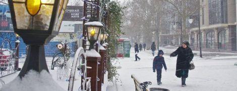 В Україні вдарять 20-градусні морози. Прогноз погоди на 23-27 січня