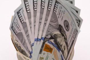 Доллар продолжает дорожать в курсах Нацбанка. Инфографика