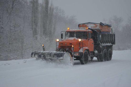 В'їзд вантажівок до Києва можуть обмежити через негоду