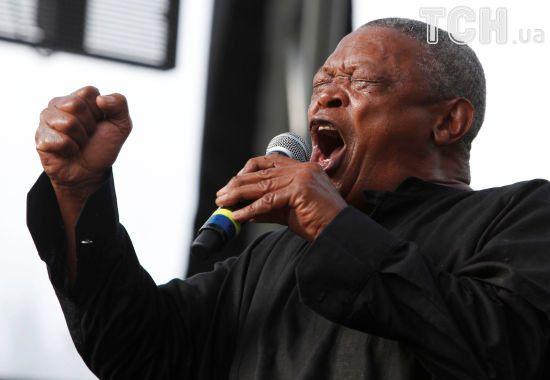 Помер легенда південноафриканського джазу Г'ю Масекела