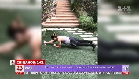 Хэлли Берри начинает собственную фитнес-программу