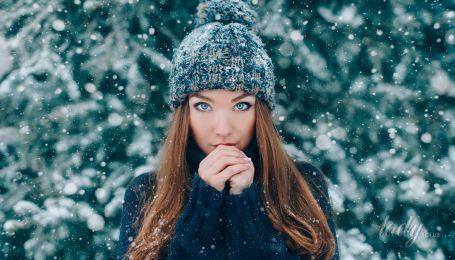 Как сгладить последствия зимних холодов для волос