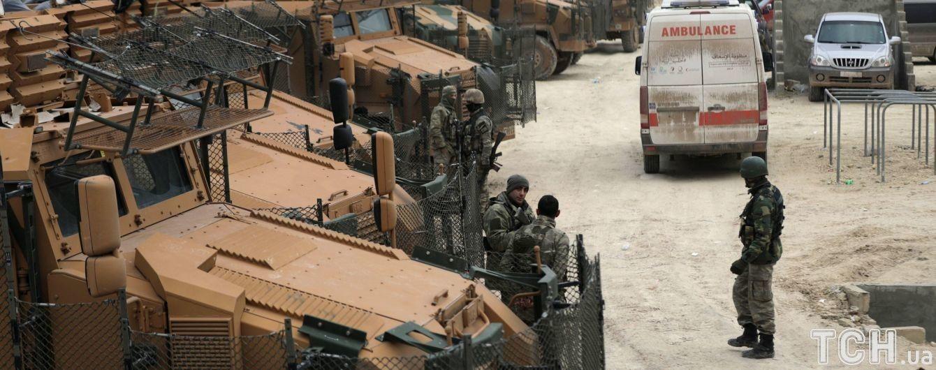 """Операція """"Оливкова гілка"""": Туреччина зазнала найбільших втрат за весь час бойових дій"""