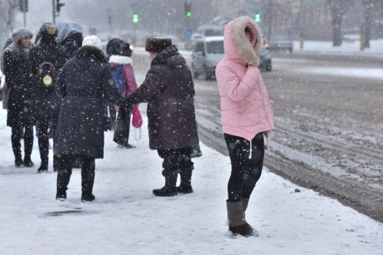 В Україні припиняться потужні снігопади, але тріщатимуть морози до 23 градусів