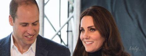 Герцогиня Кембриджская и принц Уильям думают о домашних родах