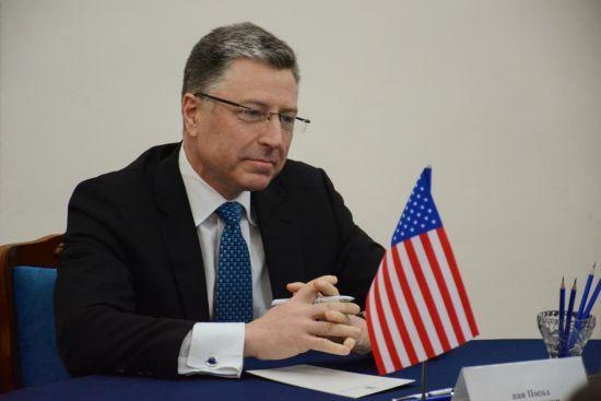 Щоб вирішити конфлікт на Донбасі, потрібно працювати з Росією – Волкер